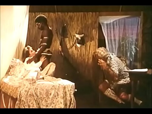 white woman having sex with african tribesmen