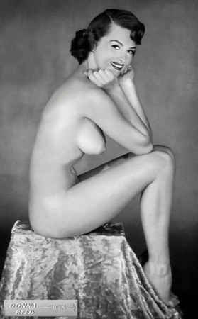 donna reed naked
