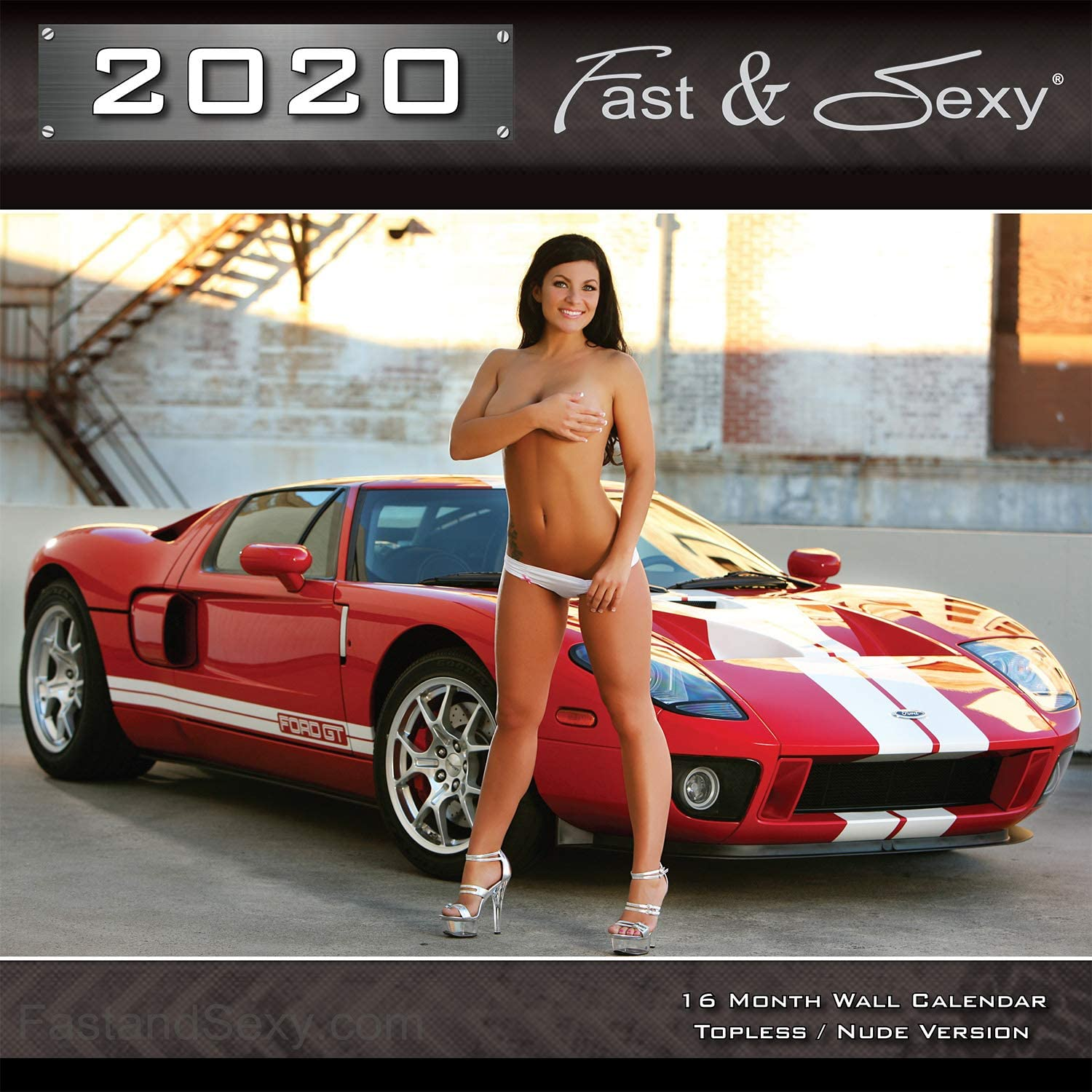 naked woman fast cars